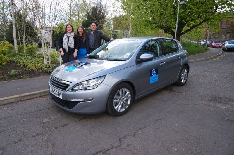 First Vehicle Leasing supports Maggies Centre
